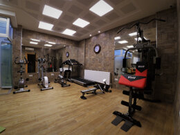 Gym & Fitness Center